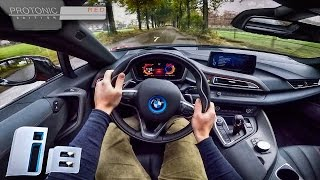 Download BMW i8 Protonic Red Edition POV Test Drive by AutoTopNL Video