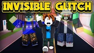 Download INVISIBLE GLITCH TROLLING! (ROBLOX Jailbreak) Video