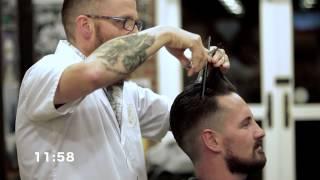 Download New City barbers Clipper Over Comb Video