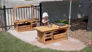 Download Colorado State University's Early Childhood Center gets new playground Video