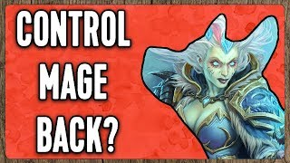 Download Control Mage is Back? [Hearthstone] Video