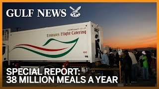 Download Emirates Flight Catering: 38 million meals a year Video