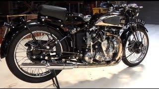 Download 1939 Vincent HRD Series A Rapide - Jay Leno's Garage Video