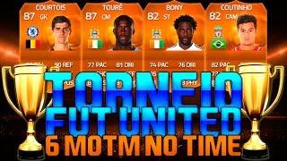 Download FIFA 15 - TORNEIO FUT UNITED - 6 MOTM NO TIME - [XBOX ONE e PS4] Video