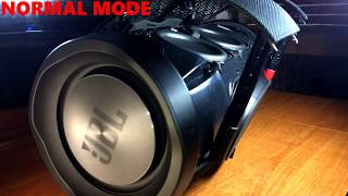 Download JBL BOOMBOX - EXTREME BASS!!! Low Frequency Mode [2017] Video