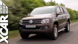 Download Volkswagen Amarok Vs Toyota Hilux - XCAR Video