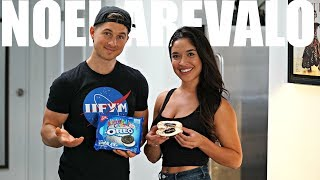 Download Cooking with GymShark Athlete Noel Arevalo! Video