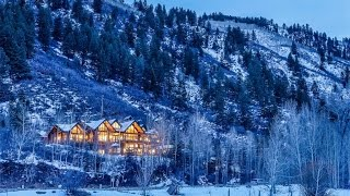 Download North Star Lodge, a Masterpiece of Western Ideals in Aspen, Colorado Video