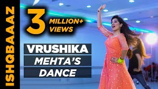 Download Ishqbaaz Vrushika Mehta dances for Ishqbaaaz | Behind the scenes video | Watch in 4K hindi serial Video