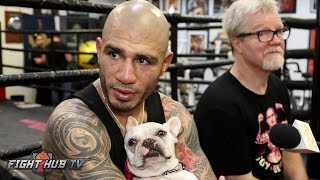 Download MIGUEL COTTO WILL NOT COME BACK TO BOXING EVEN IF CANELO & GOLOVKIN COME CALLING Video