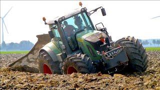 Download Deep ploughing | Fendt 936 vario | Van Werven diepploegen / Deep plowing Video