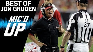 Download Jon Gruden's Best Mic'd Up Moments | Sound FX | NFL Films Video