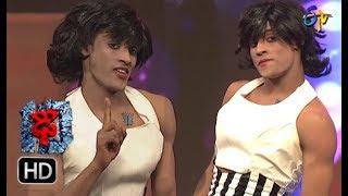 Download Raju Performance   Dhee 10   7th March 2018  ETV Telugu Video