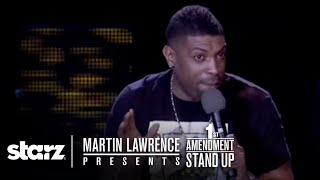 Download Martin Lawrence 1st Amendment Stand Up: Deon Cole Video