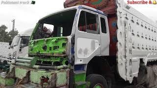 Download UD Nissan cabin Accidental repairing and restoration PKD turbo 411 tipper Video