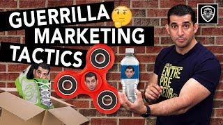 Download 14 Guerrilla Marketing Tactics for Entrepreneurs Video