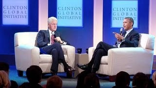 Download President Obama and President Clinton Discuss Health Care Video