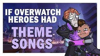 Download If Overwatch Characters Had Theme Songs (Including Moira) Video