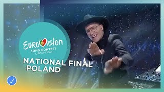 Download Gromee feat. Lukas Meijer - Light Me Up - Poland - National Final Performance - Eurovision 2018 Video
