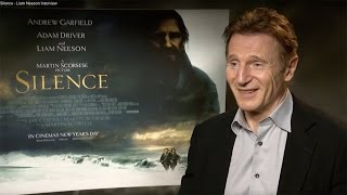 Download Silence - Liam Neeson Interview Video
