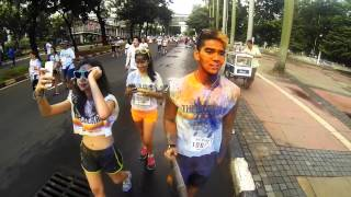 Download Color Run Indonesia Video