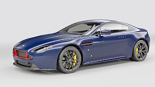 Download Aston Martin Vantage S Red Bull Racing Edition Video