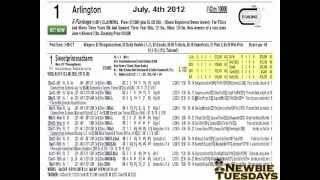 Download Pt. 1 How To Read Horse Racing Past Perfomances - Night School Newbie Tuesday Video