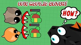 Download NEW EPIC GLITCH IN MOPE.IO! RABBIT AND FOX TROLLING ALL ANIMALS! (Mope.io Glitch) Video