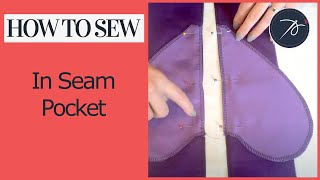 Download Creating In Seam Pockets Video