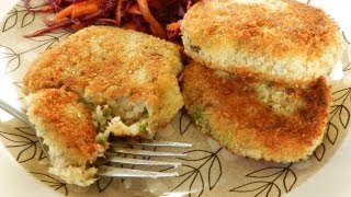 Download How to make Simple Fish Cakes Video