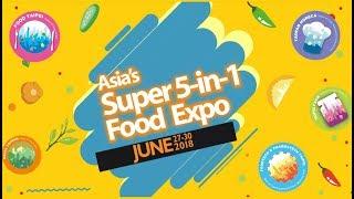Download 2018年台北國際食品五合一展 參展規模創高峰 Video
