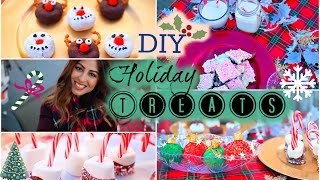 Download DIY Holiday + Christmas Treats (Easy + Cute) Video