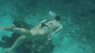 Download More Underwater Swimming Video