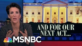 Download A Dire Period Of Scandal For Donald Trump In Turmoil | Rachel Maddow | MSNBC Video