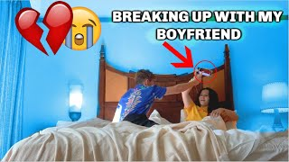 Download Breaking Up With My Boyfriend On Valentines Day **HE GOT SAD** Video
