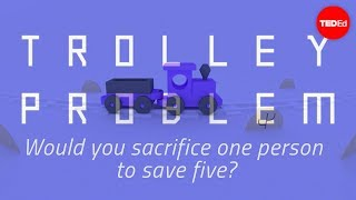 Download Would you sacrifice one person to save five? - Eleanor Nelsen Video