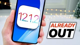 Download iOS 12.1.2 Released! What's New & Should You Update? Video