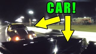 Download Firebird Wrecks Into Mustang - CRAZY GoPro Angles! Video