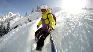 Download GoPro HD HERO Camera: Epic Mt. Baker Backcountry 2011 [HD] Video