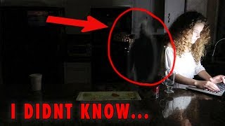 Download THERE'S A GHOST BEHIND ME...*not clickbait* Video