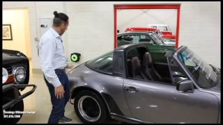 Download '86 Porsche 911 for sale with test drive, driving sounds, and walk through video Video