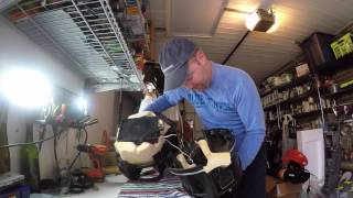 Download Rainbow E3 Vacuum Cleaner Teardown and Cleaning Video