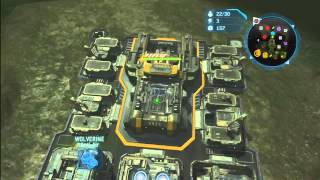 Download Halo Wars - 3v3 Epic General Game! Video