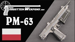 Download PM63 Rak: An Interesting Polish SMG/PDW Hybrid Video