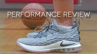 Download Nike LeBron 15 Low Performance Review Video