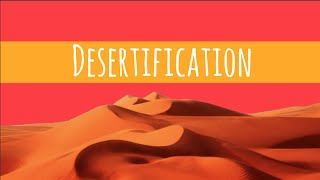 Download Desertification - What Are The Causes of Desertification? - GCSE Geography Video