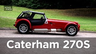 Download How I HATED then LOVED the Caterham Seven 270S (review) | Road & Race S03E16 Video
