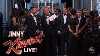 Download Jimmy Kimmel Reveals What Really Happened at Craziest Oscars Ever Video