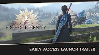 Download Edge of Eternity - Early Access Launch Trailer Video