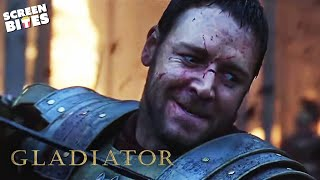 Download Gladiator | Maximus Leads His Men | Russell Crowe Video